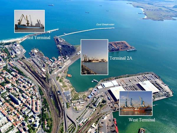 Port of Burgas sub images